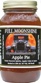 Full Moonshine Apple Pie